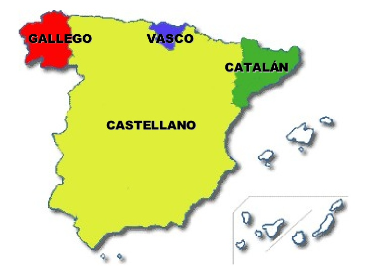 How many languages are spoken in Spain?
